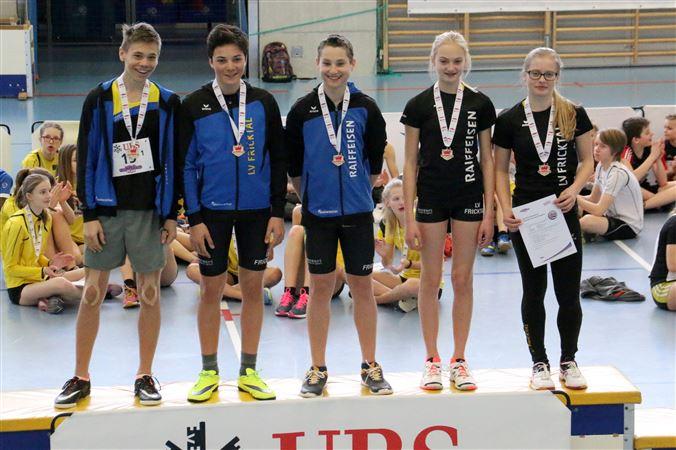 UBS-Kids-Cup-Team: U16 Mixed gewinnt, U14w Zweite – BEIDE am CH-FINAL!