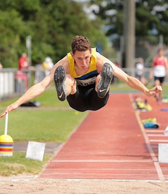 NFZ Bericht – Goldene Zeiten für die Fricktaler Leichtathletik