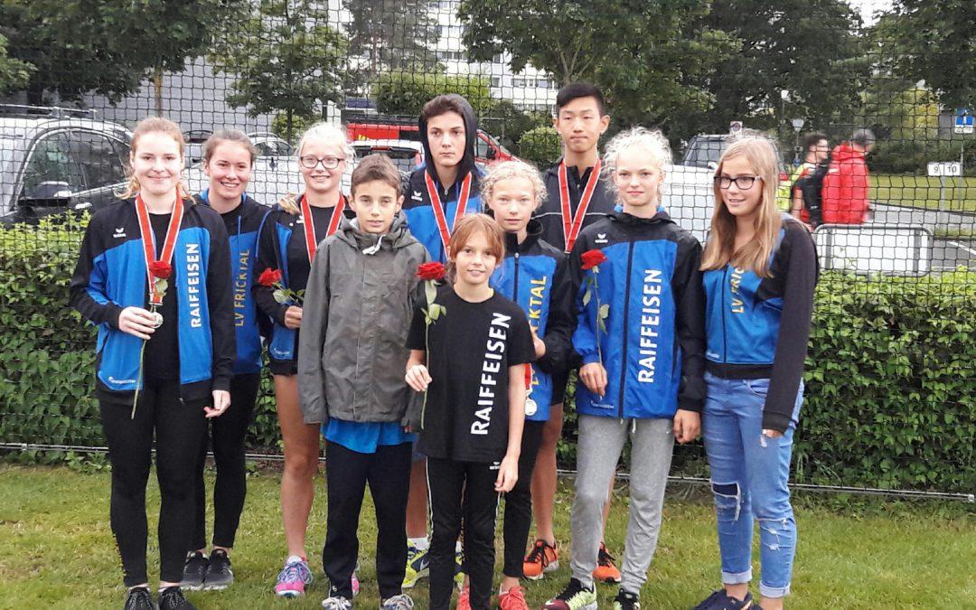 Schnellster Aargauer: Fabienne, Henry, Debora und Elia für den Schweizerfinal qualifiziert!