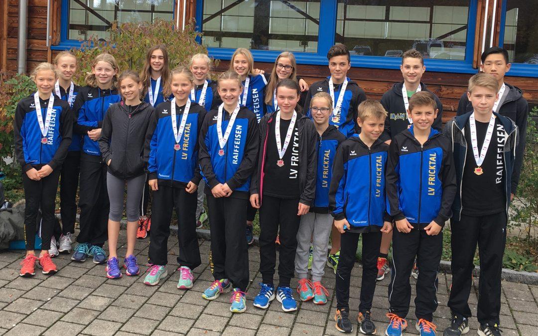 Erfolgreicher Start in die UBS Kids Cup Team Kampagne mit 3 Podestplätzen (U16 W&K, U14W)