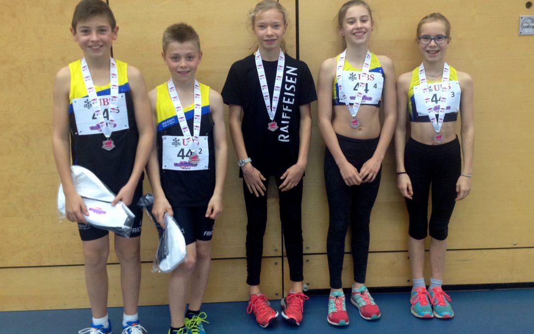 UBS Kidscup Team Quali: Auch das U14 Mixed-Team qualifiziert sich für den Regiofinal!