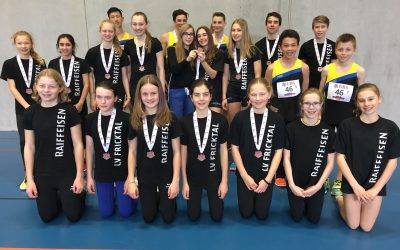 UBS Kidscup Team Regionalfinal: U16m geht an den CH-Final! U14w & U16w mit Bronze -Top!