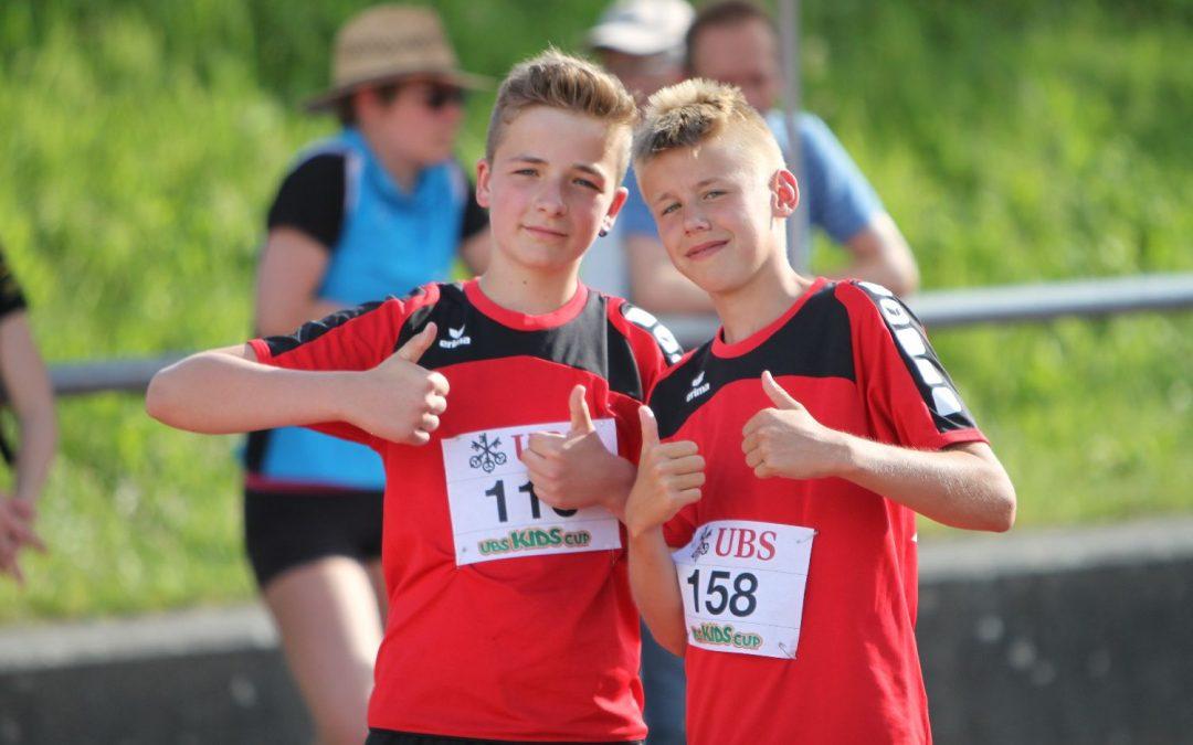 Toller Sport und Topresultate am Kidscup in Stein – Weitere Bilder von Cécile sind aufgeschaltet!