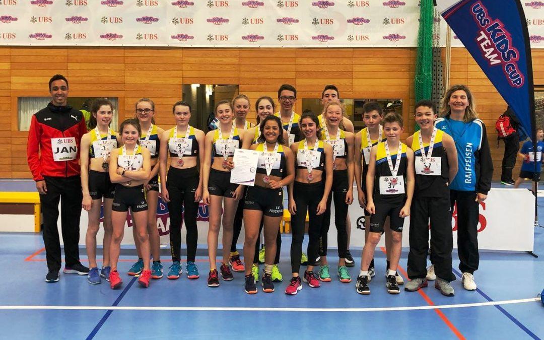 UBS Kidscup Team Regiofinal: Alle 3 Teams qualifizieren sich für den CH-Final