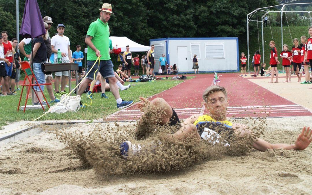 Fricktaler Einkampfmeisterschaften: Weit über 50 Medaillen für die Kids des LV!