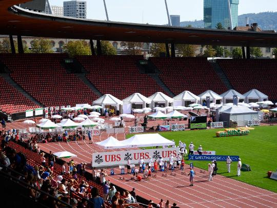 beachtliche LV Delegation qualifiziert sich für Schweizerfinal des UBS Kids Cup