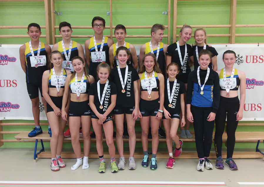 Kids Cup Team in Oberdorf