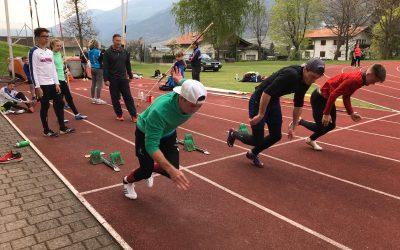 Trainingswoche Schüler und U16 / 11. – 16. April 2021