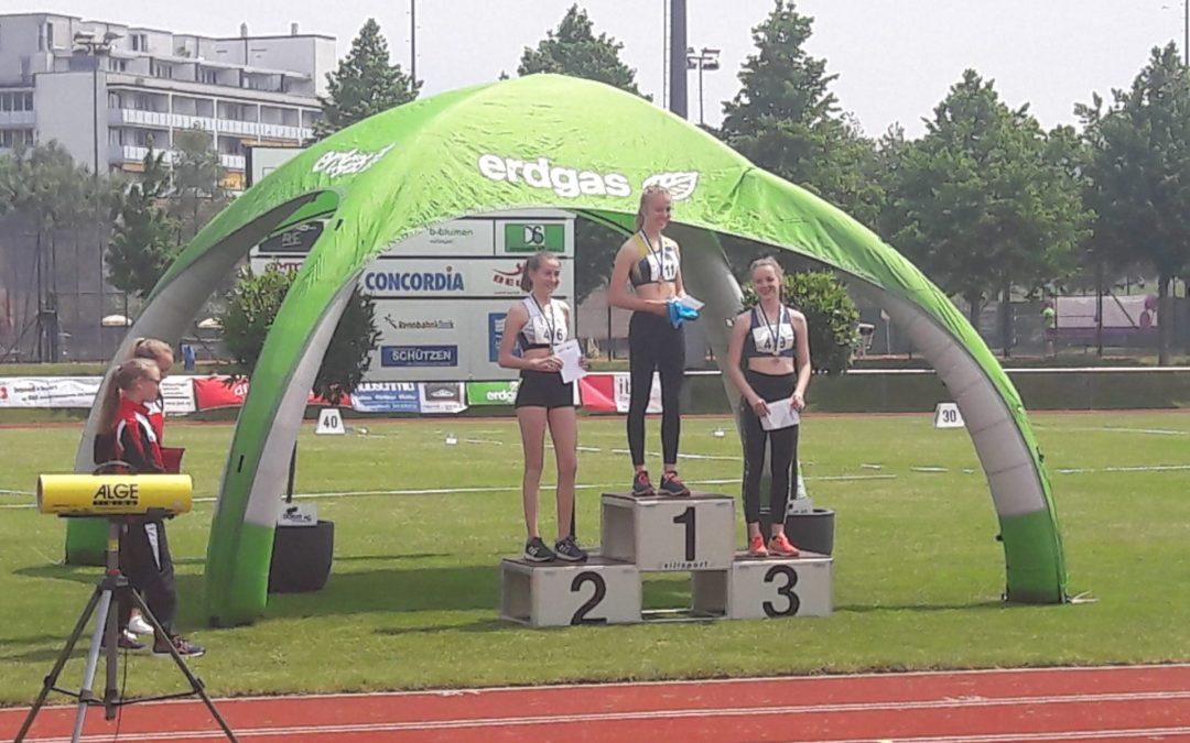 Aargauer Einkampfmeisterschaften – 1. Tag