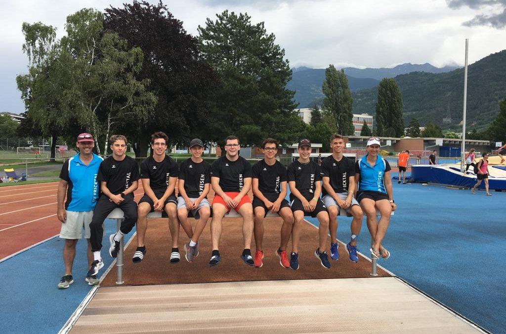 U20 Schweizer Vereinsmeisterschaften
