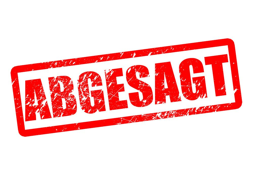 ABGESAGT – Trainings und Rundbahnputzete