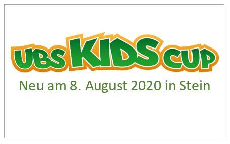 Letze Infos zum UBS Kids Cup REGIONAL