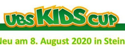 Neues Austragungsdatum – UBS Kids Cup