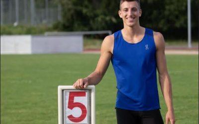 Spitzenleichtathletik auf der regionalen Leichtathletikanlage Bustelbach