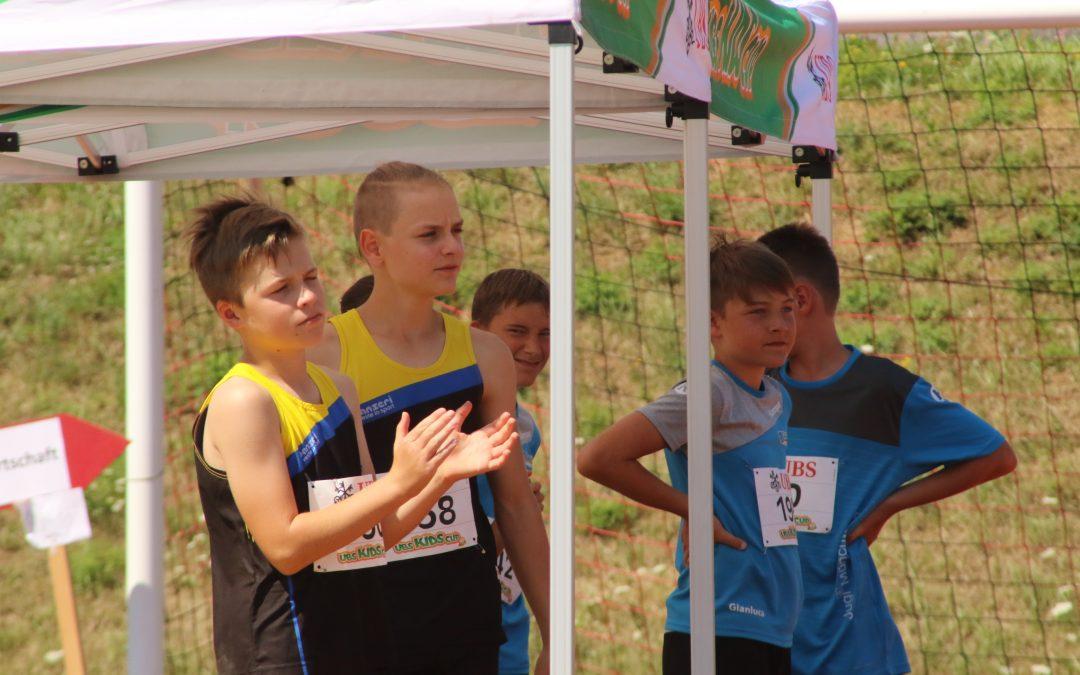 UBS Kids Cup Regional in Stein