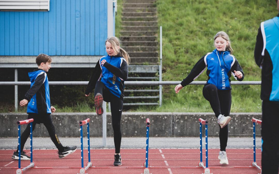 Trainingswoche U12 – U16 in Stein