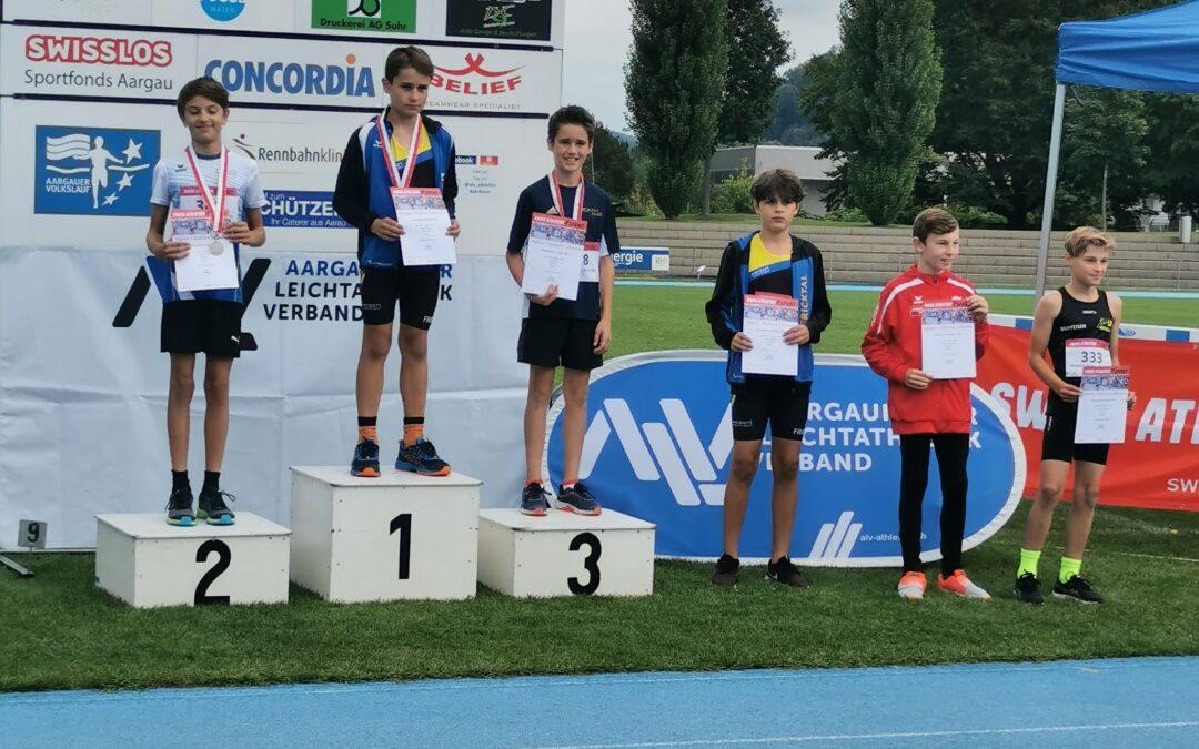 Aargauer Final Swiss Athletics Sprint