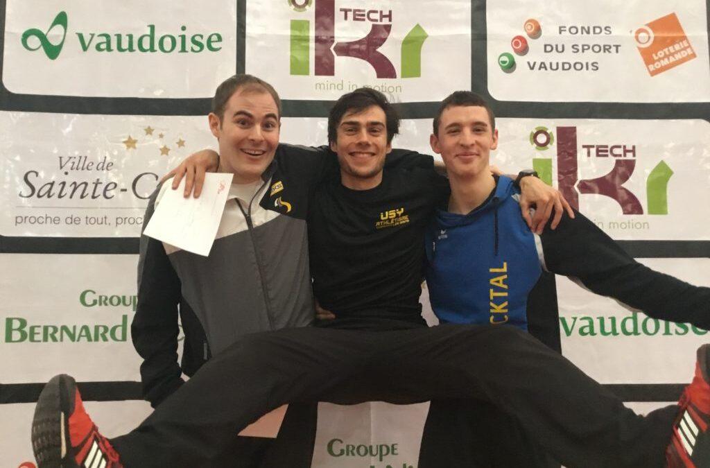 Swiss Jump Tour – 3. Platz für Lino